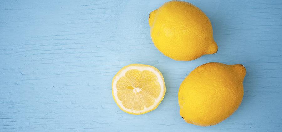 benefits of lemon juice